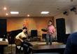 Илья Луштак и Ваагн Айрапетян провели мастер-классы в Детской джазовой школе им. Кима Назаретова