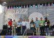 Награждение участников джазового фестиваля «Лаба джаз»